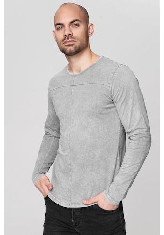 trueprodigy Langarmshirt »Premium Basic Ronin« kaufen