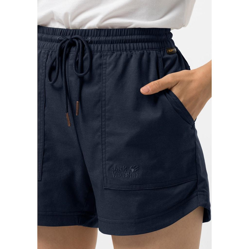 Jack Wolfskin Shorts »SENEGAL SHORTS W«