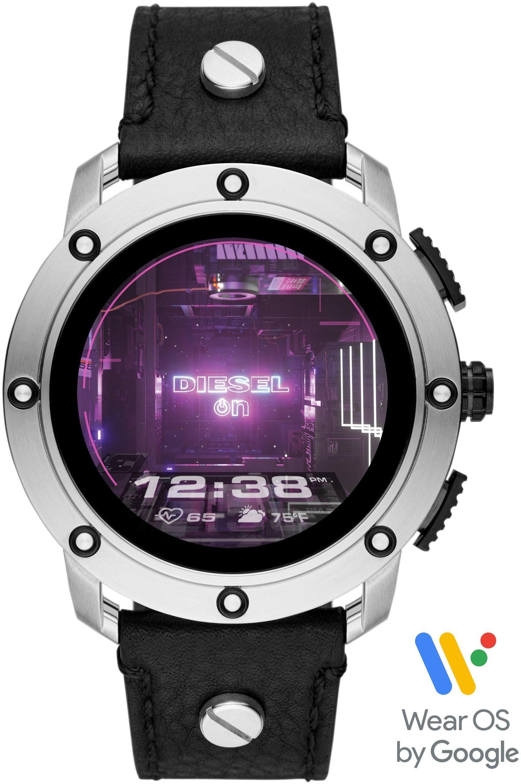 DIESEL ON AXIAL DZT2014 Smartwatch | Uhren > Smartwatches | Diesel On