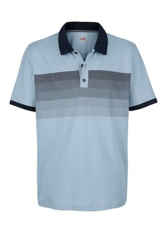 Roger Kent Poloshirt, mit Druck kaufen