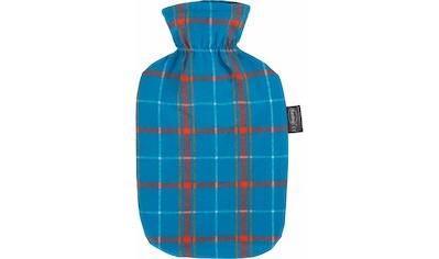 Fashy Wärmflasche »6536 52«, mit Karodesign kaufen