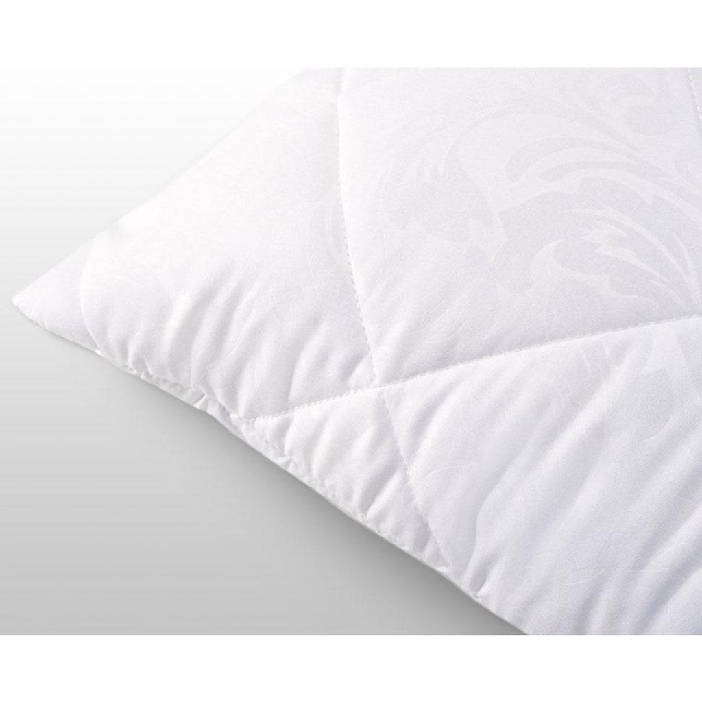 SEI Design Microfaserkissen »Classic Dream«, Füllung: 100% Polyester, Bezug: 100% Polyester, (2 St.), für Allergiker geeignet