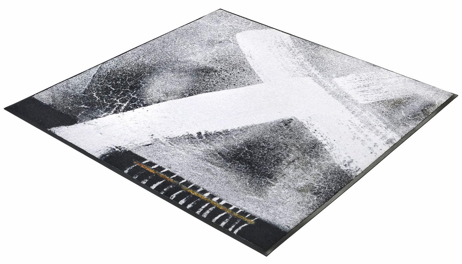 Läufer Energy wash+dry by Kleen-Tex quadratisch Höhe 7 mm gedruckt