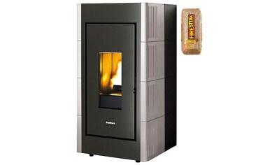 FREEPOINT Pelletofen »Verve airtight«, Kachel, 8,6 kW, Dauerbrand, inkl. 15 kg Holzpellets kaufen