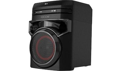 LG »XBOOM ON2DN Onebody - Soundsystem« Party - Lautsprecher (Bluetooth) kaufen
