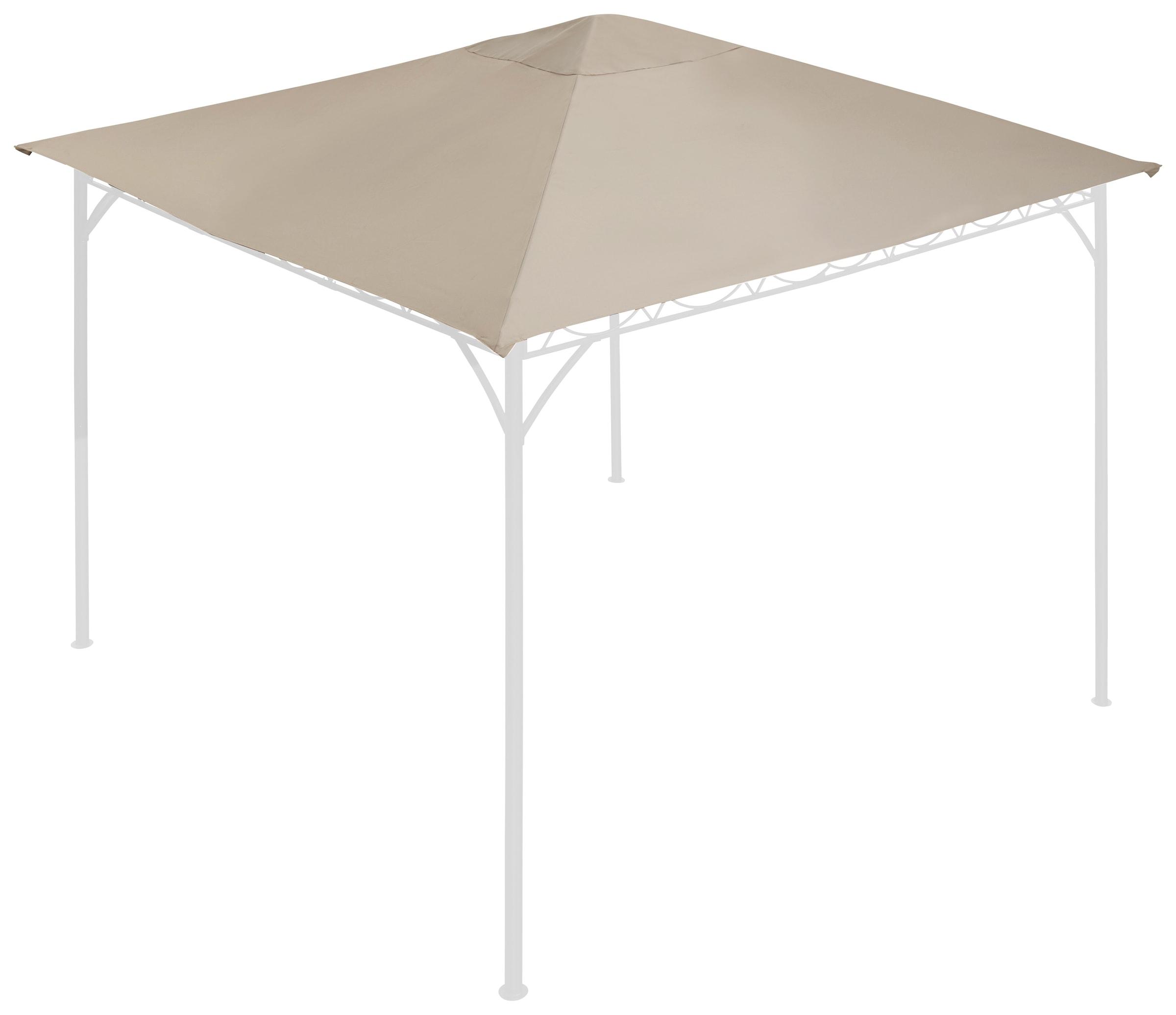 ersatzdach pavillon 3x4 florida ersatzdach pavillon beige. Black Bedroom Furniture Sets. Home Design Ideas
