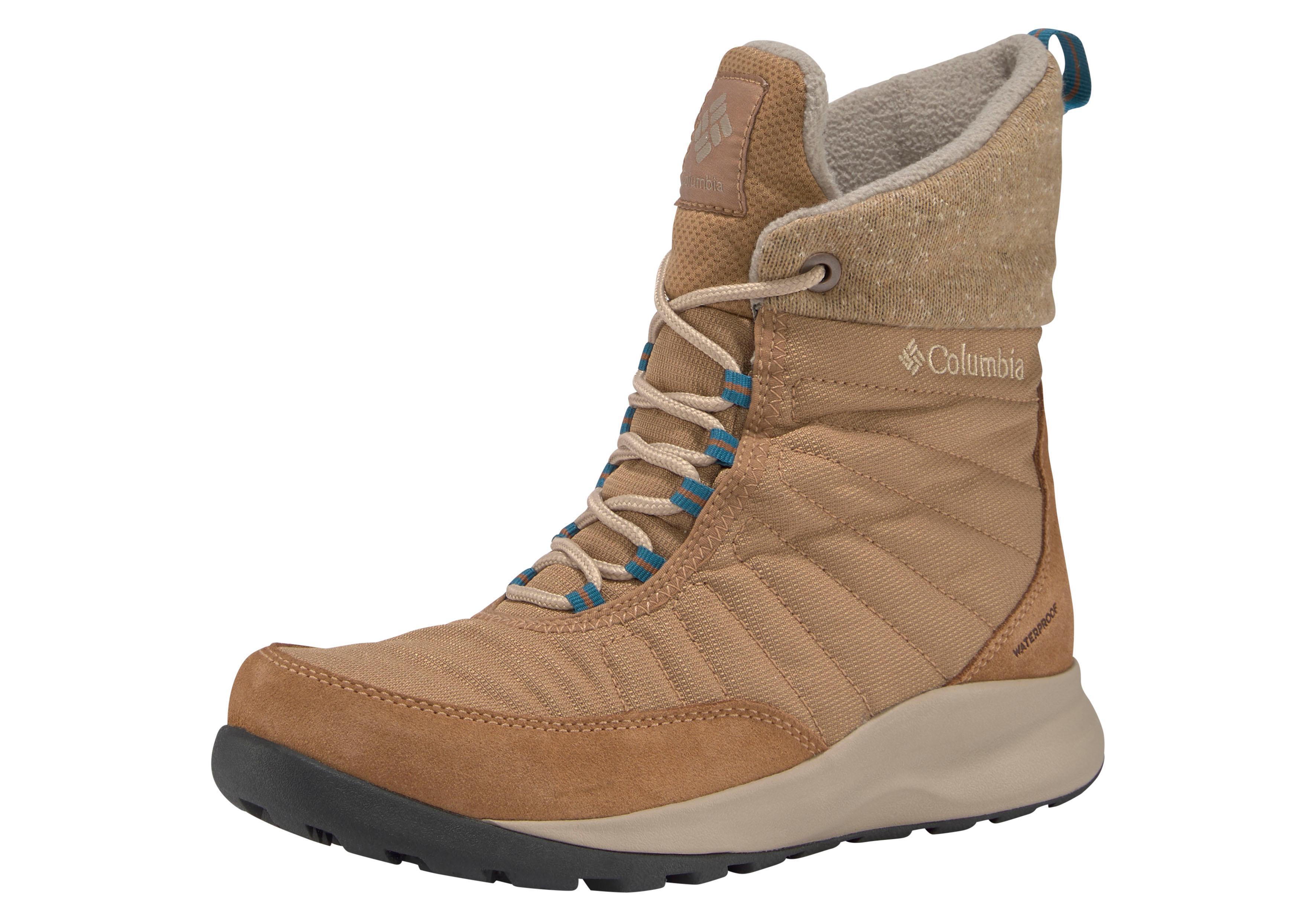 Columbia Outdoorwinterstiefel NIKISKI™ | Schuhe > Outdoorschuhe > Outdoorwinterstiefel | Braun | Columbia