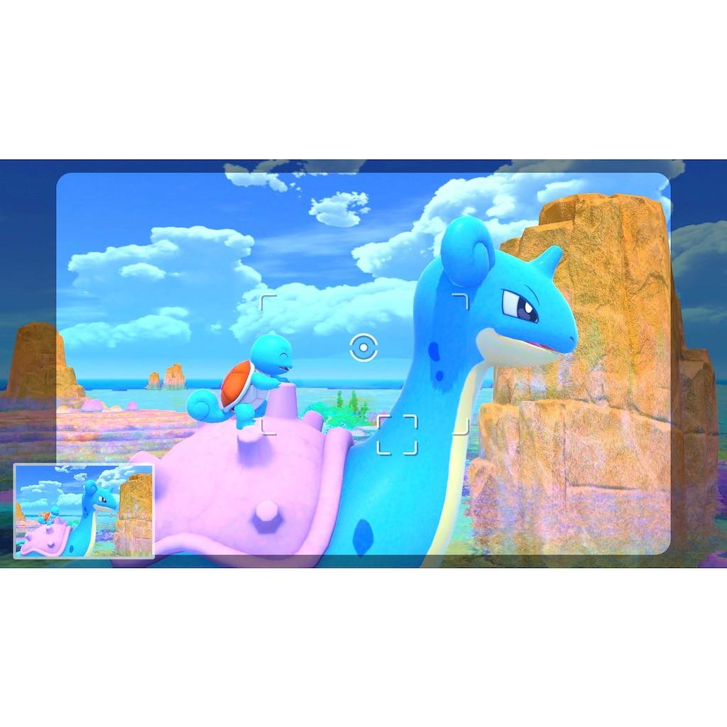 Nintendo Switch Spiel »New Pokémon Snap«, Nintendo Switch