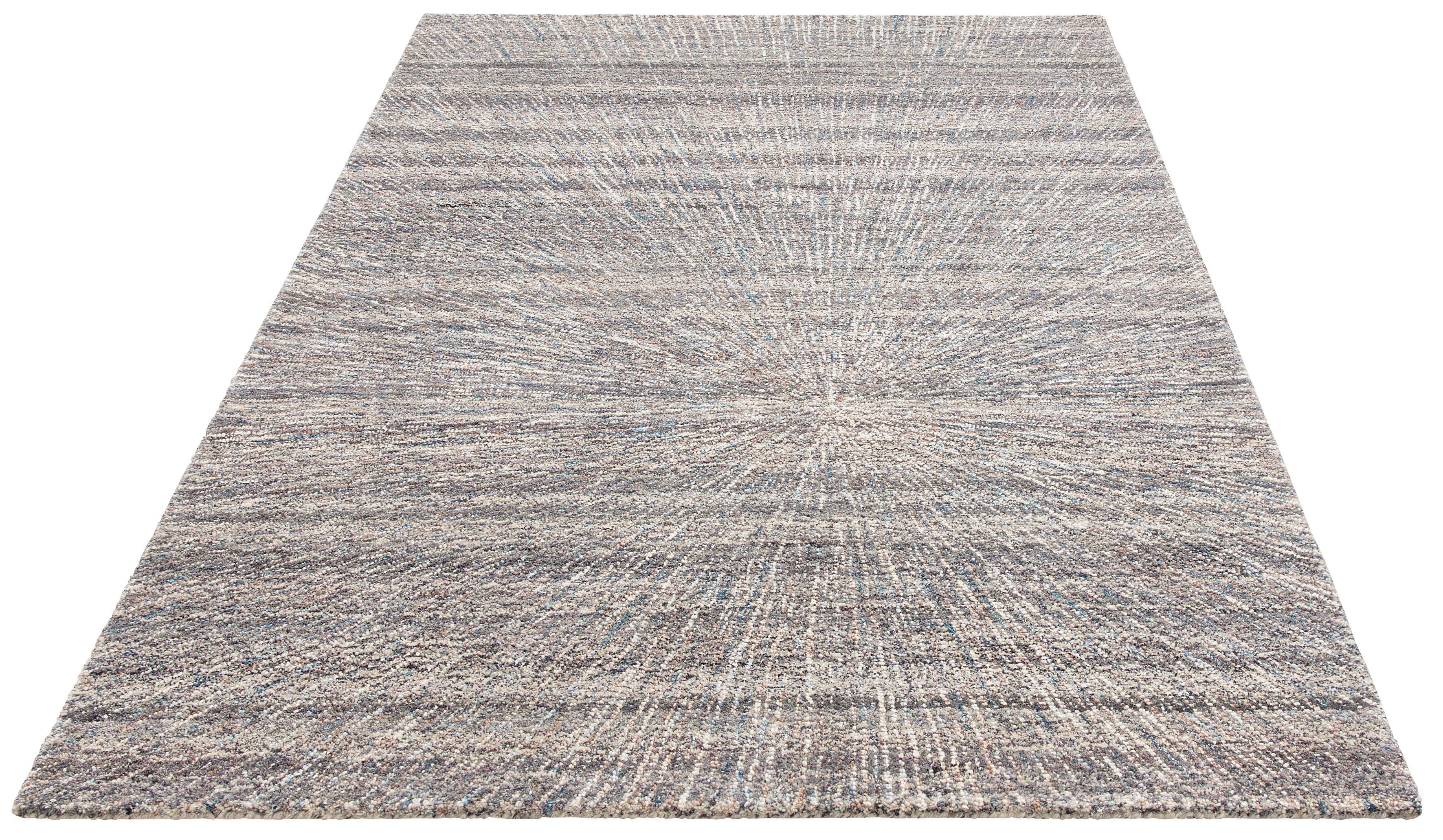 Teppich Rex Leonique rechteckig Höhe 15 mm handgetuftet