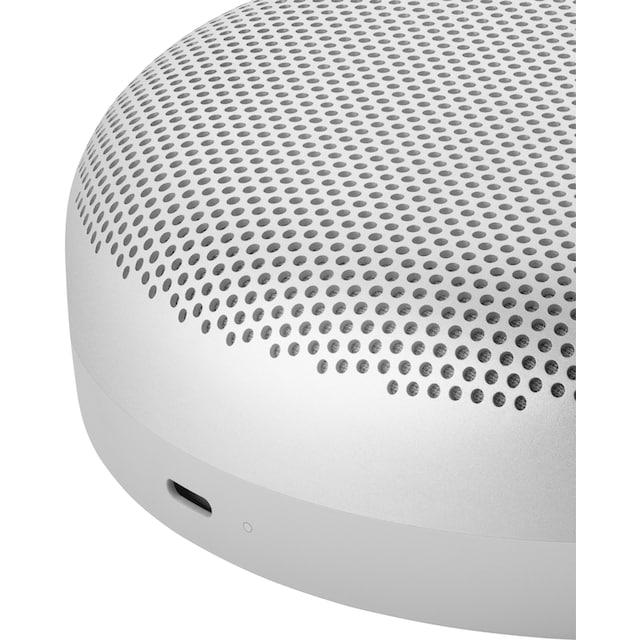 Bang & Olufsen »Beosound A1 2nd Generation« Portable-Lautsprecher (Bluetooth, aptX Bluetooth, 60 Watt)