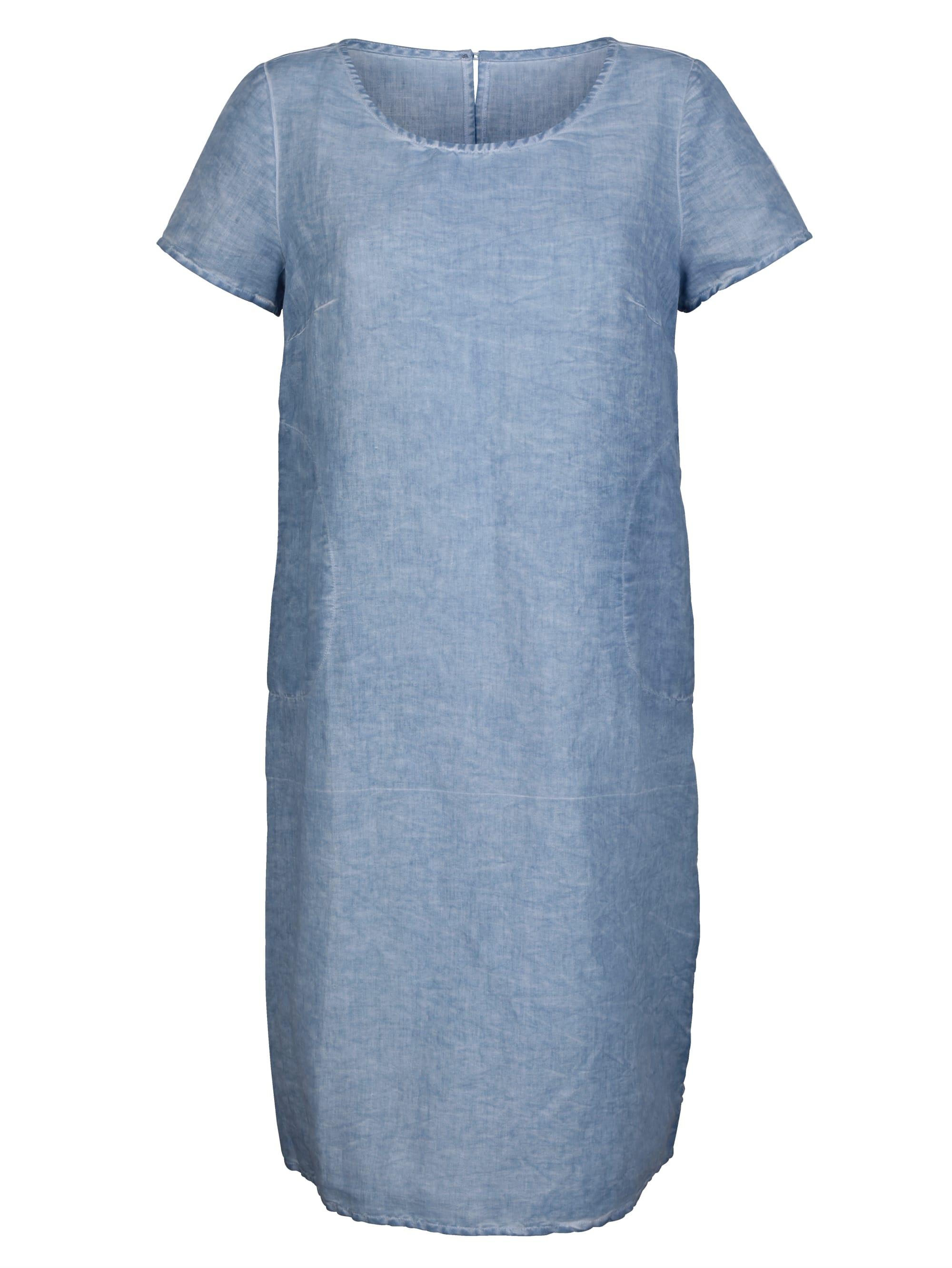 Laura Kent Kleid in toller Baumwoll/Leinenmischung