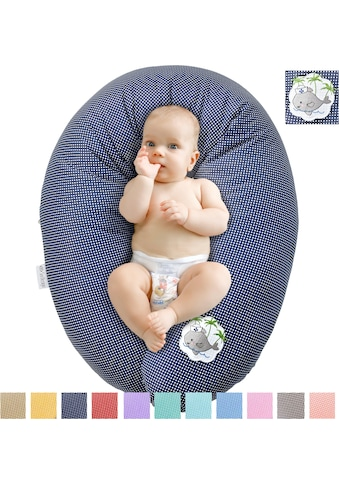 SEI Design Stillkissen »Babywal«, mit hochwertiger Stickerei kaufen