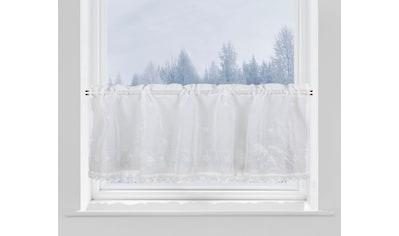 Panneaux, »Eisstern«, my home, Stangendurchzug 1 Stück kaufen