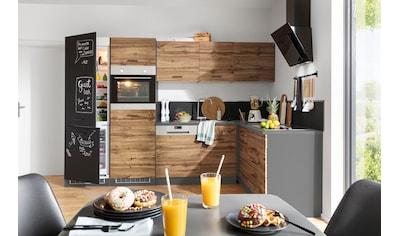 HELD MÖBEL Winkelküche »Trier«, ohne E-Geräte, Stellbreite 290/190 cm kaufen