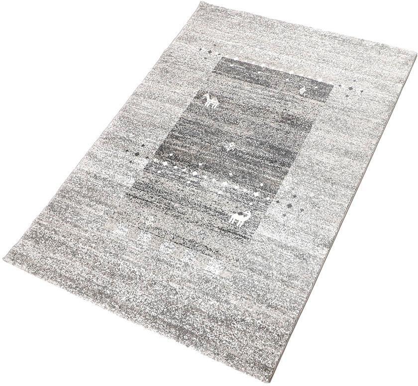 Teppich Halvar Living Line rechteckig Höhe 12 mm maschinell gewebt