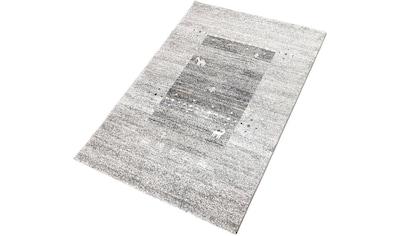 Teppich, »Halvar«, Living Line, rechteckig, Höhe 12 mm, maschinell gewebt kaufen