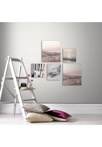 WOHNIDEE - Kollektion Leinwandbild (Set) kaufen