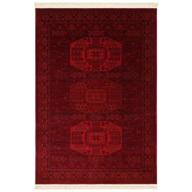 Teppich, »Raika«, DELAVITA, rechteckig, Höhe 10 mm, maschinell gewebt