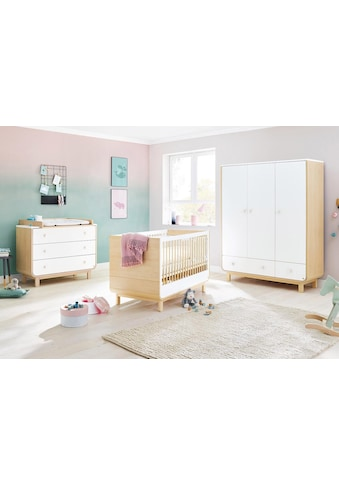 Pinolino® Babyzimmer - Komplettset »Round« (Set, 3 - tlg) kaufen