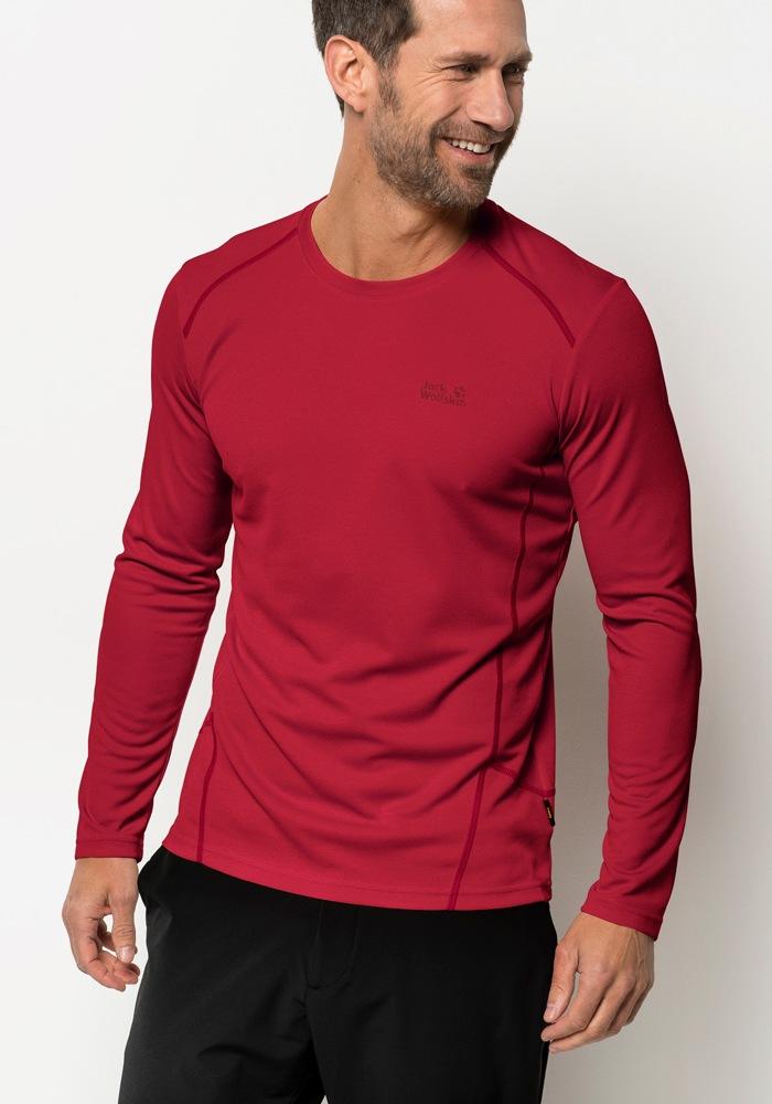 Jack Wolfskin Funktionsshirt SKY RANGE LONGSLEEVE M | Sportbekleidung > Sportshirts | Jack Wolfskin