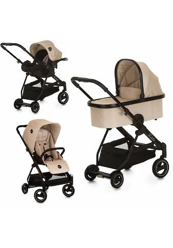 iCoo Kombi-Kinderwagen »Acrobat XL Plus Trio Set Sahara«, 15 kg kaufen