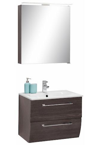 MARLIN Badmöbel-Set »Sola 3130«, (Set, 2 St.), vormontiert, für Gäste-WC geeignet kaufen