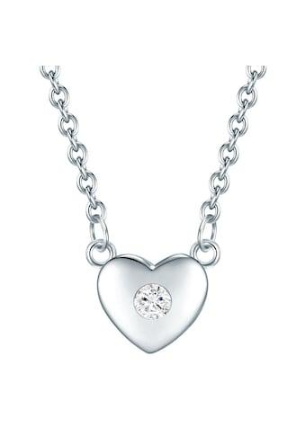 Rafaela Donata Herzkette »RD122«, (1 tlg.), mit Herz kaufen