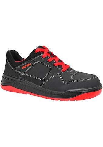 Elten Sicherheitsschuh »Maverick black red low«, S3 kaufen