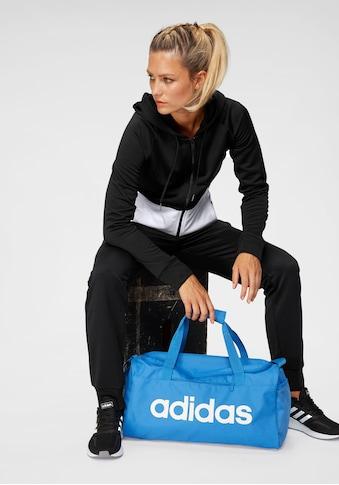 adidas Performance Trainingsanzug »WOMEN TRACKSUIT LINEAR FRENCH TERRY«, (Set, 2 tlg.) kaufen