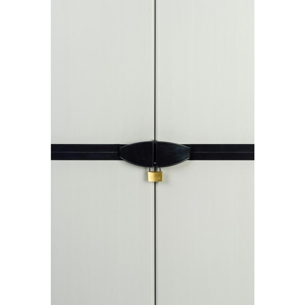 Kreher Spind »Armadio«, (Set), B/T/H: 136x39,5x168 cm, abschließbar