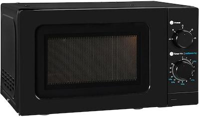 exquisit Mikrowelle »WP 700 J17-3 sw«, Mikrowelle, 700 W kaufen