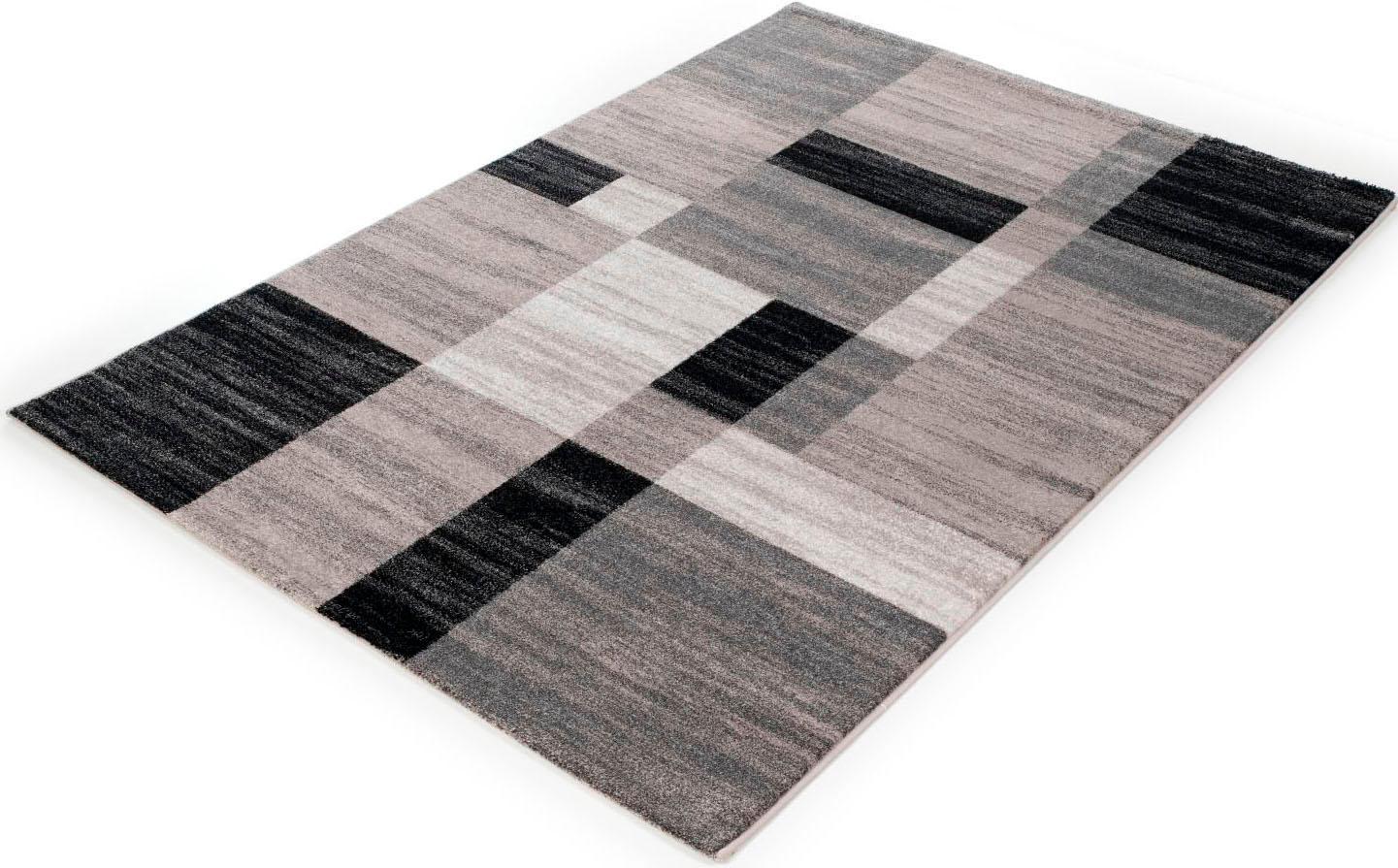 Teppich First Block OCI DIE TEPPICHMARKE rechteckig Höhe 12 mm maschinell gewebt