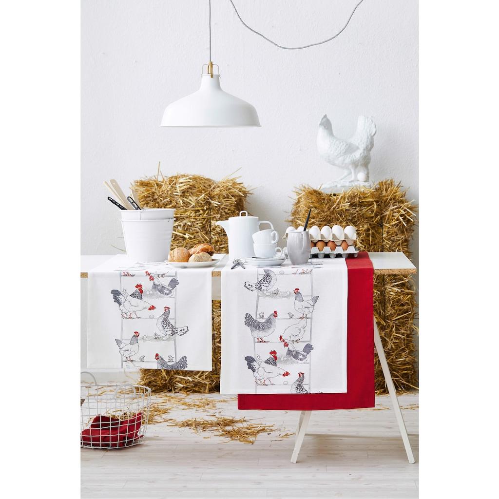 APELT Tischläufer »1555 Happy Easter«, Digitaldruck