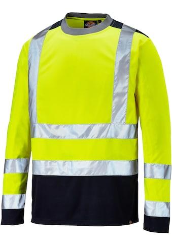 Dickies T-Shirt »Hi-Vis Langarm«, hochsichtbare Warnschutzkleidung kaufen