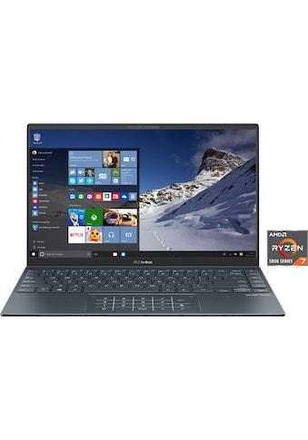 "Asus Notebook »UM425UA-KI224T«, (35,56 cm/14 "" AMD Ryzen 7 Radeon R 7\r\n 512 GB SSD),... kaufen"