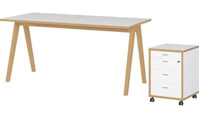 GERMANIA Büromöbel-Set »Helsinki«, (2 St.) kaufen