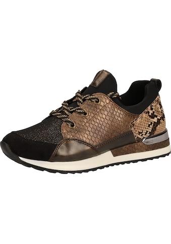 Remonte Sneaker »Lederimitat/Textil« kaufen