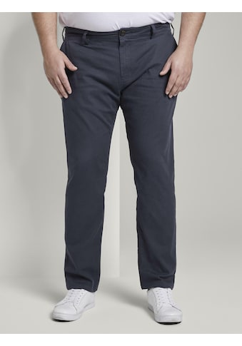 TOM TAILOR Men Plus Chinohose »Slim Chino-Hose« kaufen