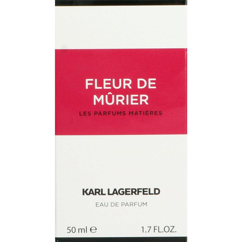 KARL LAGERFELD Eau de Parfum »Fleur de Murier«