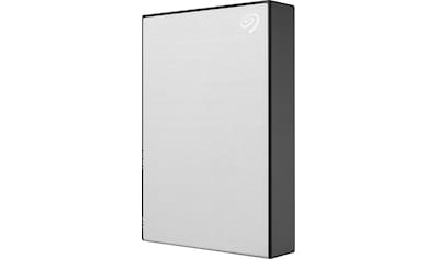 Seagate »One Touch Portable Drive 5TB  -  Silver« externe HDD - Festplatte 2,5 '' kaufen