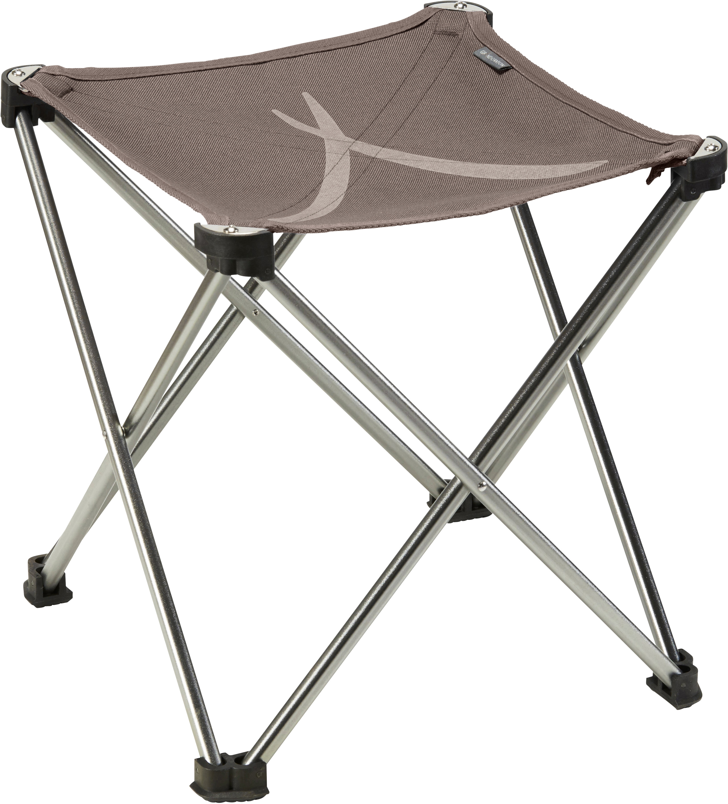 GRAND CANYON Campingstuhl SINYALA MINI grau Campingmöbel Camping Schlafen Outdoor