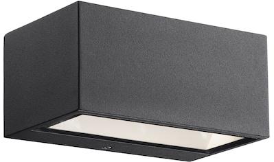 Nordlux LED Außen-Wandleuchte »Nene«, LED-Board, Warmweiß, LED Lebensdauer 25.000 h kaufen