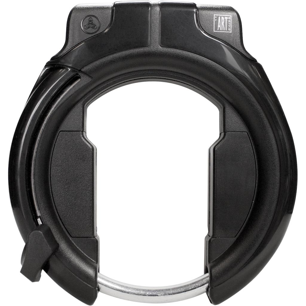 Trelock Rahmenschloss »RS 453 P-O-C Standard AZ«, (mit Halterung)