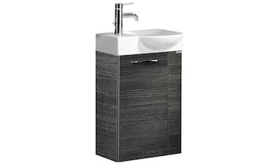 FACKELMANN Mini - Gäste - WC - Lösung »SCENO«, Breite 45 cm, Tiefe 32 cm, (2 - tlg.) kaufen