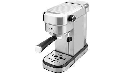 eta Espressomaschine »STRETTO ETA21890000«, Slim-Design, Leistungsaufnahme 1350 W,... kaufen