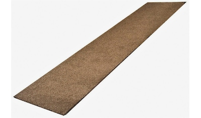 Living Line Läufer »Buffalo«, rechteckig, 15 mm Höhe, Teppich-Läufer, Velours, Uni-Farben kaufen