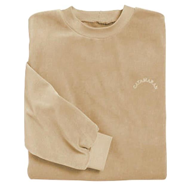 Catamaran Nicki-Pullover mit »Catamaran«-Stickerei