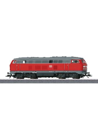 """Märklin Diesellokomotive """"Märklin Start up  -  BR 216 DB AG, Wechselstrom"""", Spur H0 kaufen"""