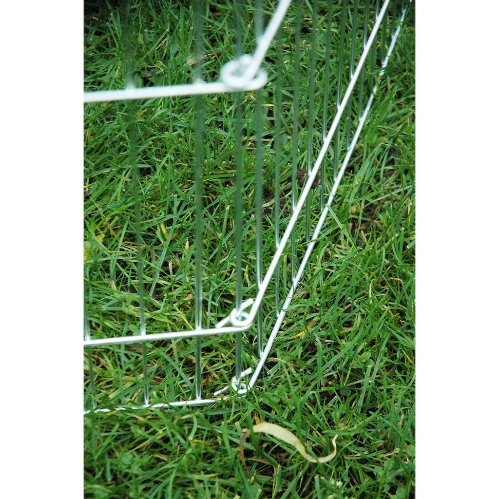 dobar Freigehege »XXL«, BxLxH: 165x145x60 cm, mit Schutznetz