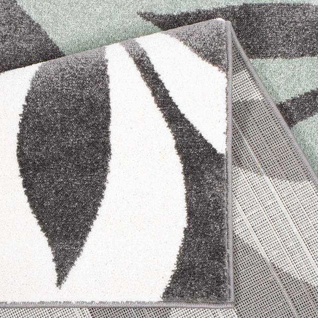 Teppich, »Moda Soft«, Carpet City, rechteckig, Höhe 11 mm, maschinell gewebt